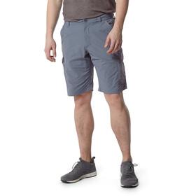 Craghoppers NosiLife Cargo II Shorts Men Ocean Blue